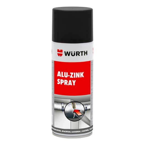 Bombe aérosol aluminium
